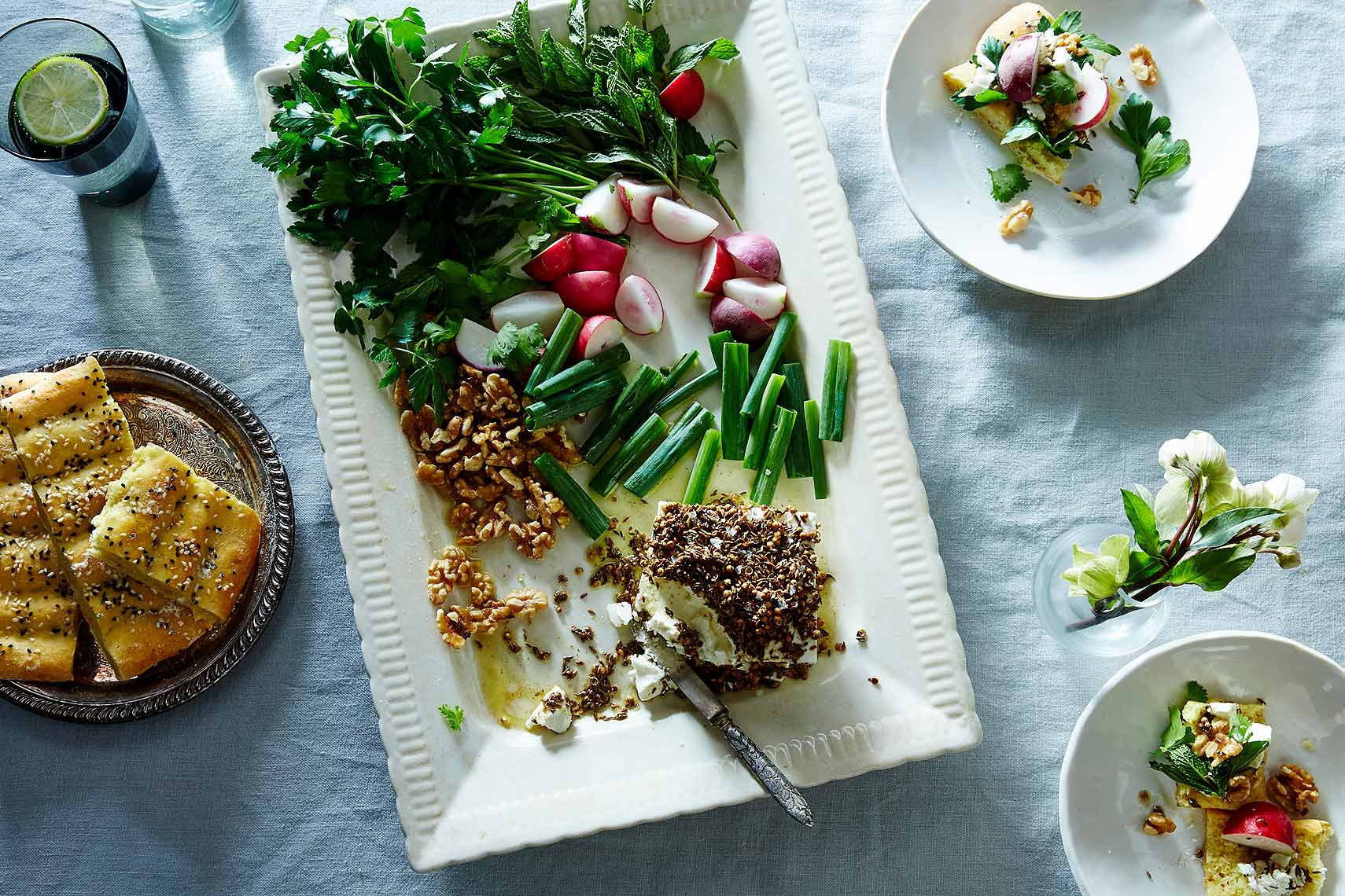 2016-0307_persian-new-year-herb-platter-with-feta-walnuts-radhises-and-flatbread_james-ransom-043